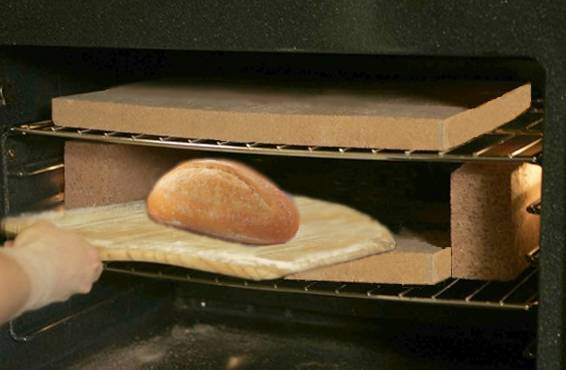 A Brick Oven in Every Home