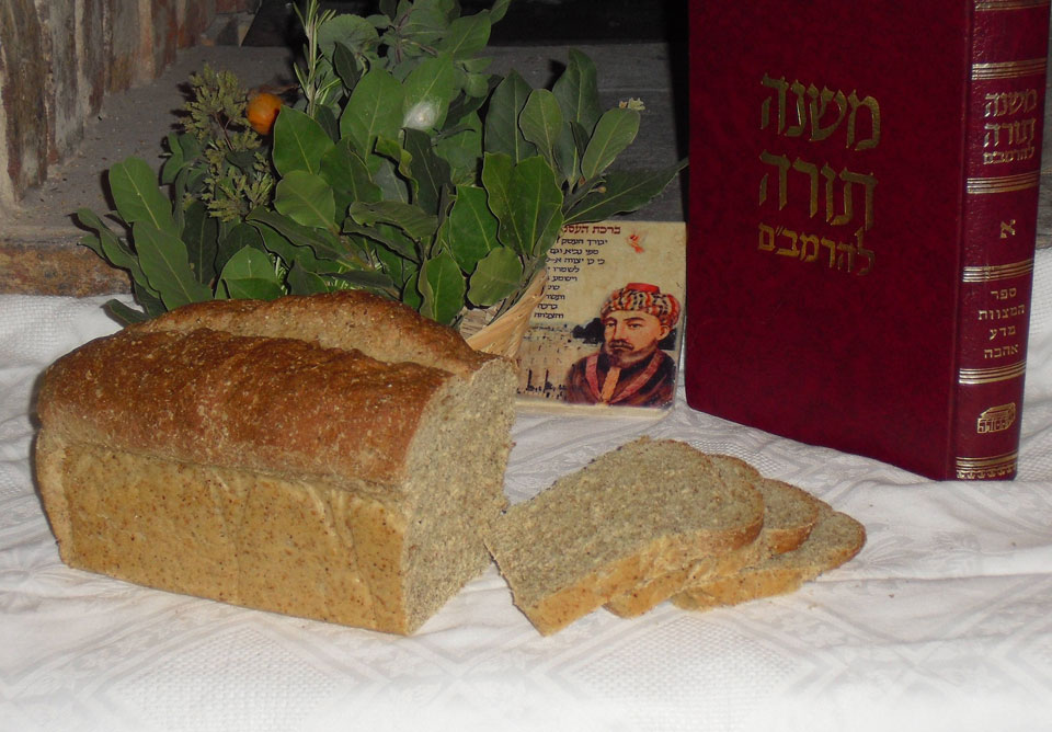 Healthy Baking According to the Rambam